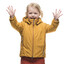 Houdini Kids Switch Jacket Dark Gold